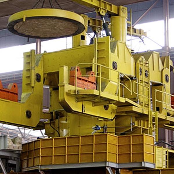 CONTINUOUS CASTING MACHINE (CCM), Continuous-Casting-Machine India