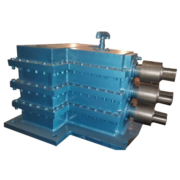 Reduction cum pinion stands